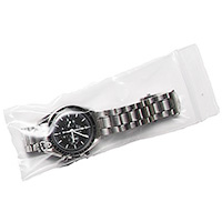Ziplock bags for watches, 10 pcs.